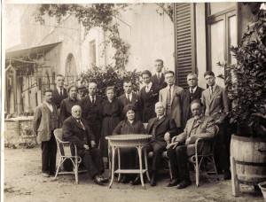 Furga-i dirigenti anni '30 del secolo scorso